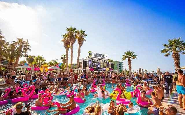Starbeach Club Chersonissos Kreta
