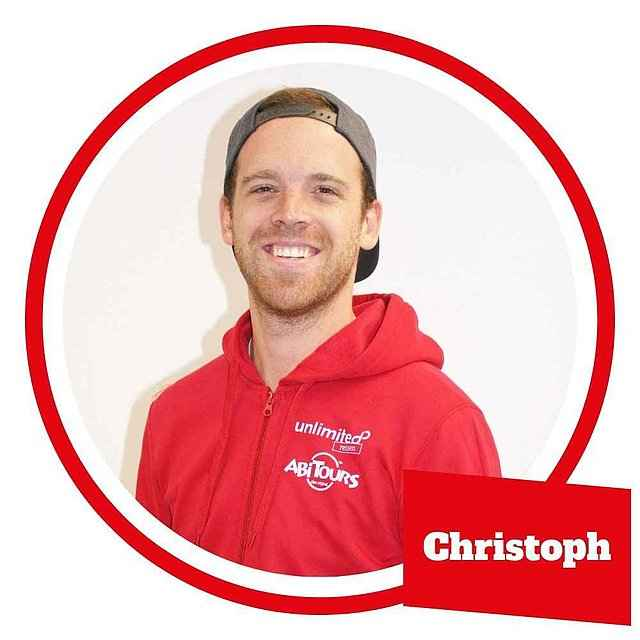 Christoph - Sales AbiTours