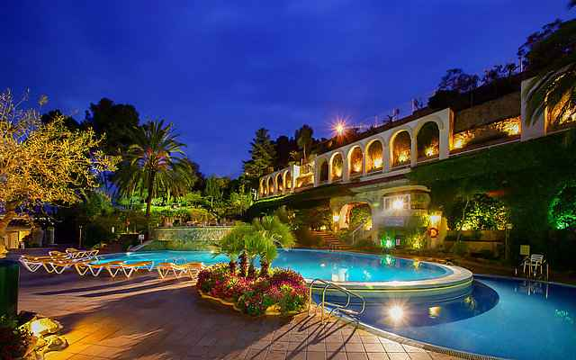 Hotel Guitart Central Park Resort Lloret de Mar Poolanlage